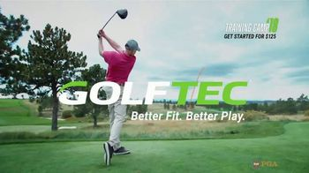 GolfTEC Training Camp TV Spot, 'Dial in the Perfect Fit' - Thumbnail 9