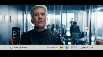 GreatCall Jitterbug Smart TV Spot, 'Granddaughter' Featuring John Walsh