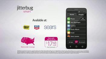 GreatCall Jitterbug Smart TV Spot, 'Granddaughter' Featuring John Walsh - Thumbnail 9