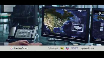 GreatCall Jitterbug Smart TV Spot, 'Granddaughter' Featuring John Walsh - Thumbnail 7