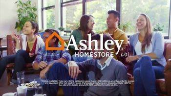 Ashley HomeStore TV Spot, 'Style Can Be Affordable' - Thumbnail 10