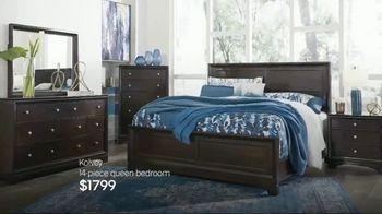 Ashley HomeStore TV Spot, 'Style Can Be Affordable' - Thumbnail 4