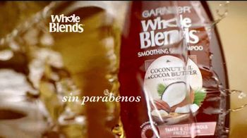 Garnier Whole Blends TV Spot, 'Controla' canción de Gillian Hills [Spanish] - Thumbnail 4
