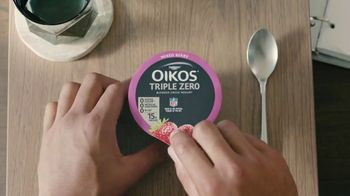 Oikos Triple Zero TV Spot, 'Fuel Your Hustle' Featuring Dak Prescott - Thumbnail 6