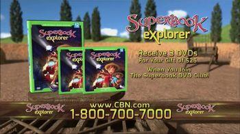 Superbook Explorer Volume 12 TV Spot, 'Ruth & John the Baptist' - Thumbnail 4