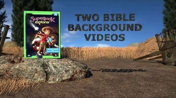 Superbook Explorer Volume 12 TV Spot, 'Ruth & John the Baptist' - Thumbnail 5