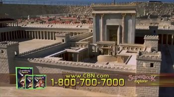 Superbook Explorer Volume 12 TV Spot, 'Ruth & John the Baptist' - Thumbnail 8