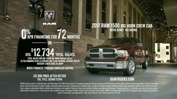 Ram Trucks TV Spot, 'Football' Song by Anderson East [T2] - Thumbnail 9