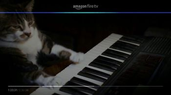 Amazon Fire TV TV Spot, 'Kitty Mozart' - Thumbnail 7
