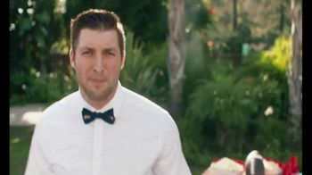 Johnsonville Sausage TV Spot, '2018 Tailgate Wedding Contest' Ft. Tim Tebow