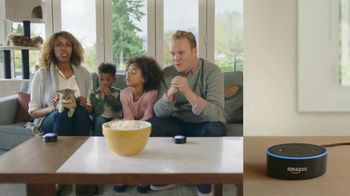 Amazon Echo Dot TV Spot, 'Alexa Moments: Cats and Dogs' - Thumbnail 1