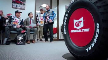General Tire TV Spot, 'Team GT Fishing: New Hires' Feat. Skeet Reese - Thumbnail 10