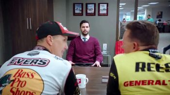 General Tire TV Spot, 'Team GT Fishing: New Hires' Feat. Skeet Reese - Thumbnail 3