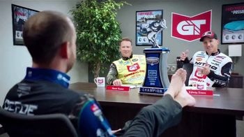 General Tire TV Spot, 'Team GT Fishing: New Hires' Feat. Skeet Reese - Thumbnail 9