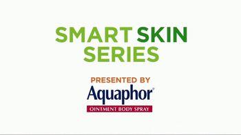 Aquaphor Ointment Body Spray TV Spot, 'The Dr. Oz Show Smart Skin' - Thumbnail 3