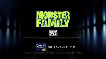 DIRECTV Cinema TV Spot, 'Monster Family' - Thumbnail 8