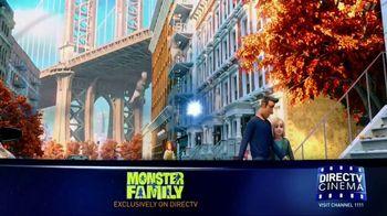 DIRECTV Cinema TV Spot, 'Monster Family' - Thumbnail 1