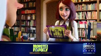 DIRECTV Cinema TV Spot, 'Monster Family'