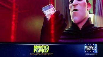 DIRECTV Cinema TV Spot, 'Monster Family' - Thumbnail 3