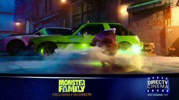 DIRECTV Cinema TV Spot, 'Monster Family' - Thumbnail 4
