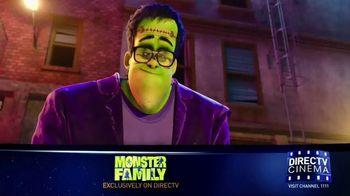DIRECTV Cinema TV Spot, 'Monster Family' - Thumbnail 6