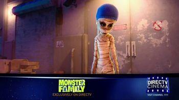 DIRECTV Cinema TV Spot, 'Monster Family' - Thumbnail 7