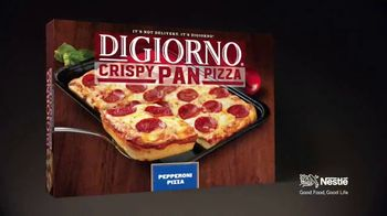 DiGiorno Crispy Pan Pizza TV Spot, 'PAN PAN PAN PAN' - Thumbnail 10