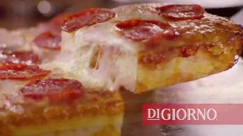 DiGiorno Crispy Pan Pizza TV Spot, 'PAN PAN PAN PAN' - Thumbnail 7