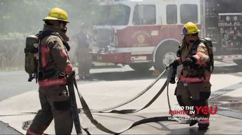 National Volunteer Fire Council TV Spot, 'Be Part of the Solution' - Thumbnail 2
