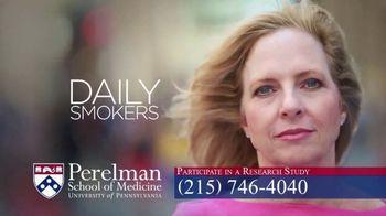 University of Pennsylvania TV Spot, 'Daily Smokers & Depression Study' - Thumbnail 3