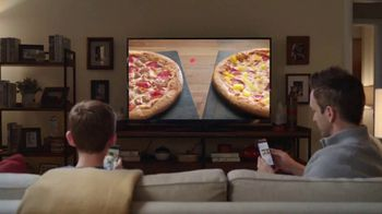 Pizza Hut 2 Medium 2-Topping Pizzas $5.99 Each TV Spot, 'Yes and Yes' - Thumbnail 1