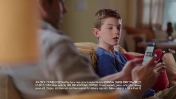 Pizza Hut 2 Medium 2-Topping Pizzas $5.99 Each TV Spot, 'Yes and Yes'