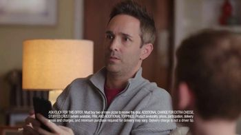 Pizza Hut 2 Medium 2-Topping Pizzas $5.99 Each TV Spot, 'Yes and Yes' - Thumbnail 3