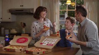 Pizza Hut 2 Medium 2-Topping Pizzas $5.99 Each TV Spot, \'Yes and Yes\'