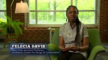 BTN LiveBIG TV Spot, 'Penn State: Weaving Together Textiles & Tech' - Thumbnail 3