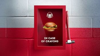 Wendy's Spicy Chicken Sandwich TV Spot, 'Cravings Are Calling' - Thumbnail 4