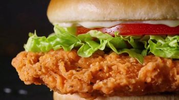 Wendy's Spicy Chicken Sandwich TV Spot, 'Cravings Are Calling' - Thumbnail 6