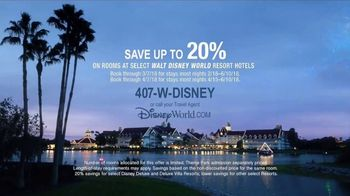 Walt Disney World Resort TV Spot, 'Magical: Save Up to 20 Percent' - Thumbnail 9