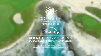 Puntacana Resort & Club TV Spot, '2018 Corales Championship' - Thumbnail 9