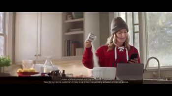 XFINITY Mobile TV Spot, 'Jamie Anderson: Baking' - 2090 commercial airings