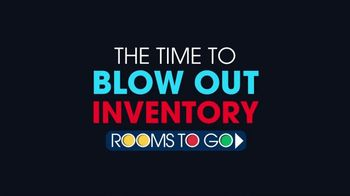 Rooms to Go January Clearance Sale TV Spot, 'Hard to Resist' - Thumbnail 4