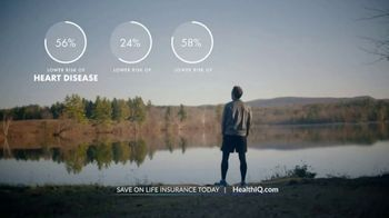 Health IQ Life Insurance TV Spot, 'The Health Conscious Shouldn't Overpay' - 71 commercial airings