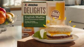 Jimmy Dean Delights TV Spot, 'Day Seizers' - Thumbnail 7