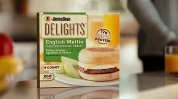 Jimmy Dean Delights TV Spot, 'Day Seizers' - Thumbnail 4