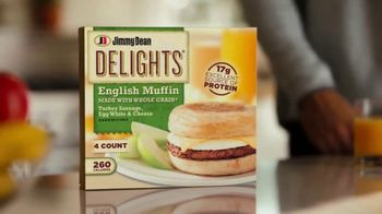 Jimmy Dean Delights TV Spot, 'Day Seizers' - Thumbnail 5