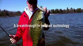 Reaction Strike XRM Jerkbait Series TV Spot, 'Breakthrough Technology'' - Thumbnail 6