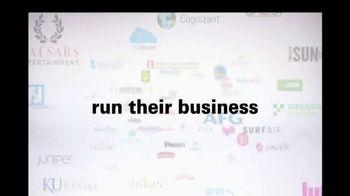 Oracle Cloud TV Spot, 'Oracle Cloud Customers: Juniper Networks'