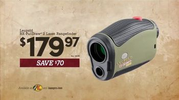 Bass Pro Shops Bring in the New Sale TV Spot, 'Shirts, Clogs & Rangefinder' - Thumbnail 7