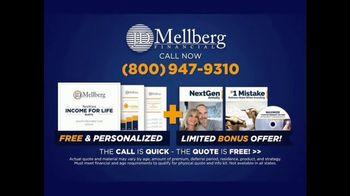 J.D. Mellberg NextGen Annuity Strategies TV Spot, 'Income for Life' - Thumbnail 6