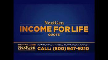 J.D. Mellberg NextGen Annuity Strategies TV Spot, 'Income for Life' - Thumbnail 5